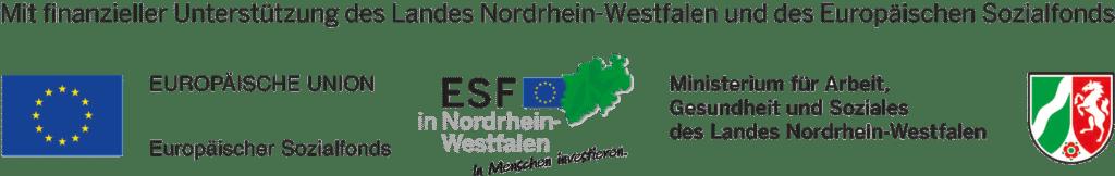 Logo ESF DenkArbeit.Ruhr